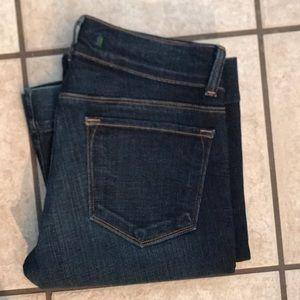 J Brand Lovestory jeans. 28